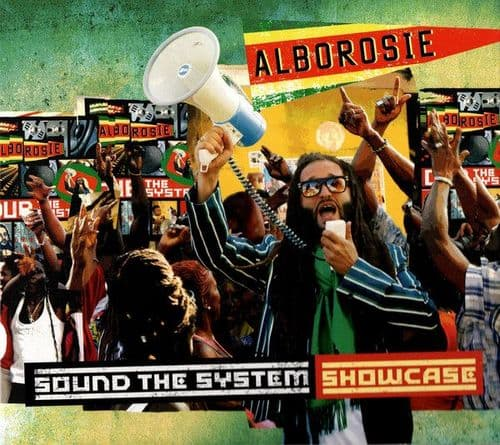 Alborosie<br>Sound The System Showcase<br>CD